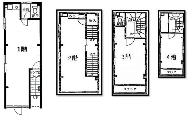 神田駅 徒歩6分 一棟貸し店舗物件 【飲食可】 画像1