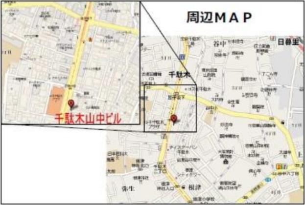 千駄木駅 徒歩3分 現況:中華・エスニック 飲食居抜き物件 【飲食可】 画像2