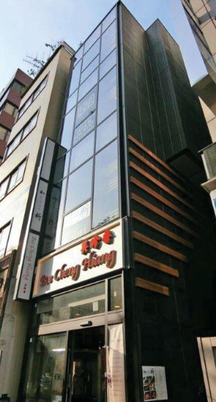 新橋駅 徒歩1分 外堀通りに面した 築後5年の視認性の良い2階 スケルトン【飲食可】 画像0