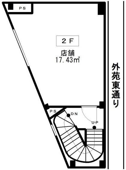 東京ミッドタウン目の前 画像2