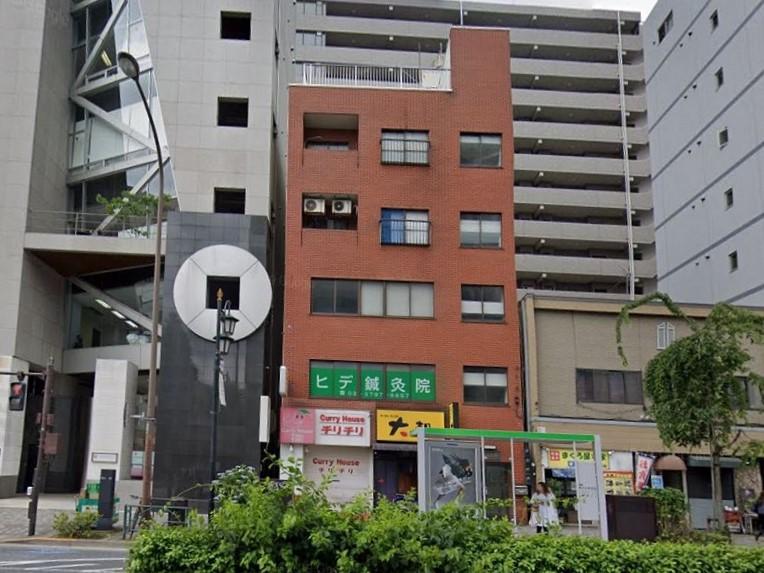 渋谷駅 徒歩6分 明治通り沿道 「渋谷車庫前」バス停前 事務所仕様内装完工 【業種相談】 画像0
