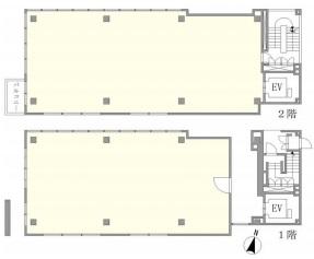 浦和駅 徒歩5分 2021年10月竣工予定の新築店舗物件 【飲食相談】 画像1