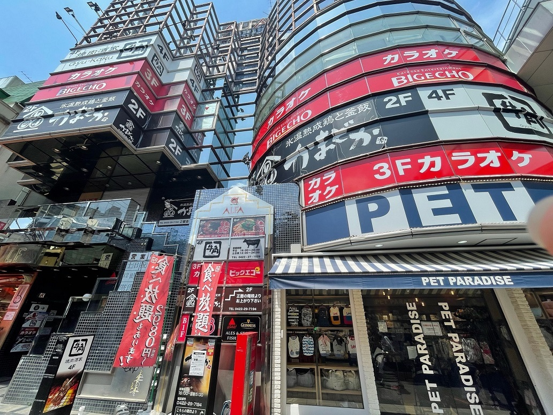 吉祥寺のダイヤ街に面する駅チカ好立地! 画像0
