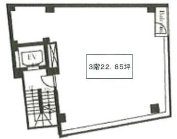 中目黒駅 徒歩6分 店舗物件 【軽飲食程度相談】 画像1