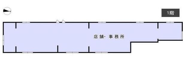 三軒茶屋駅 徒歩7分 2021年9月竣工予定の店舗物件 【軽飲食程度相談】 画像1