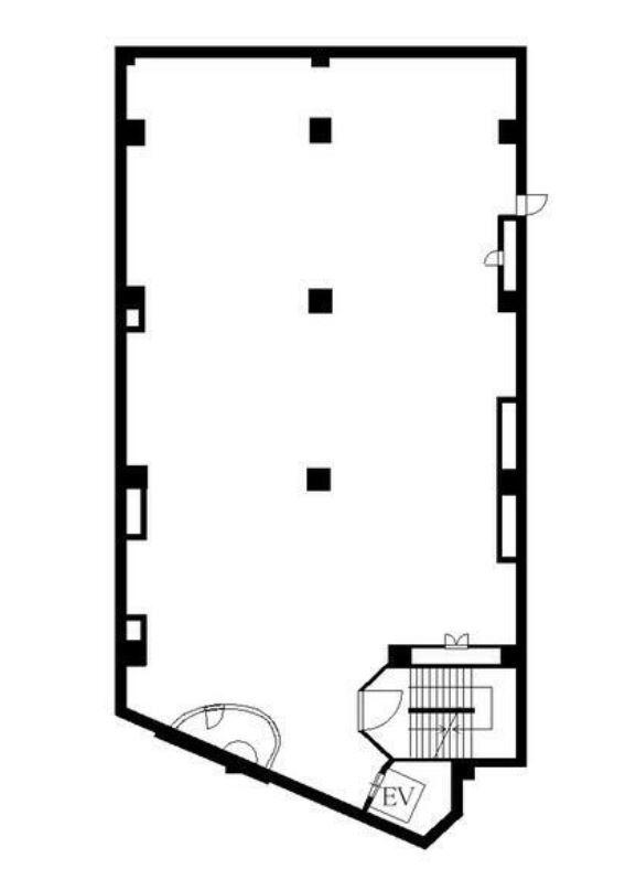東横線 代官山駅 徒歩3分 一等地 地上2階地下1階 1棟借上げ可 スケルトン物件 【業種相談】 画像1