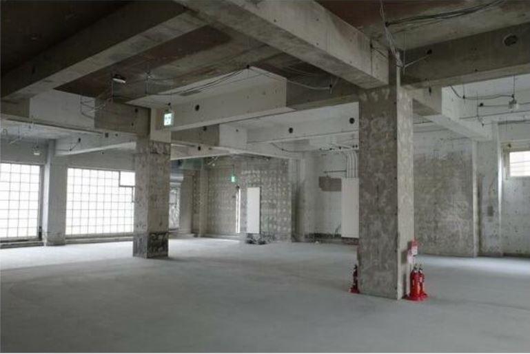 東横線 代官山駅 徒歩3分 一等地 地上2階地下1階 1棟借上げ可 スケルトン物件 【業種相談】 画像5
