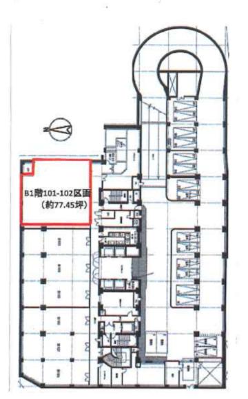 横浜駅 徒歩3分 現況:サービス(その他) その他居抜き物件 【業種相談】 画像1