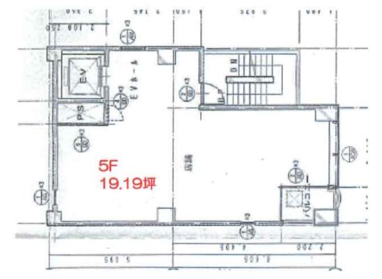 新宿駅 徒歩2分 スケルトン物件 【業種相談】 画像1