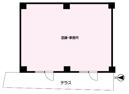 恵比寿駅 徒歩3分 駅至近!路面店舗物件 【飲食相談】 画像1