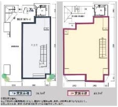 浅草橋駅 徒歩2分 スケルトン物件 【業種相談】 画像1