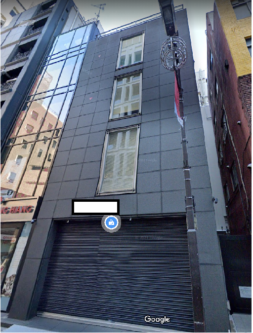 銀座駅 徒歩2分 スケルトン物件 【事務所・店舗】 画像0
