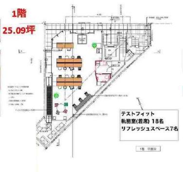水道橋駅 徒歩2分 スケルトン物件 【飲食相談】 画像1