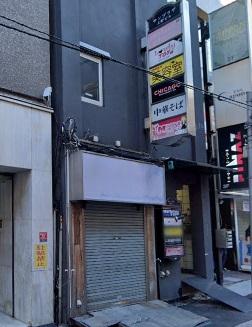 上野広小路駅 徒歩2分 駅至近!路面店舗物件 【飲食可】 画像0