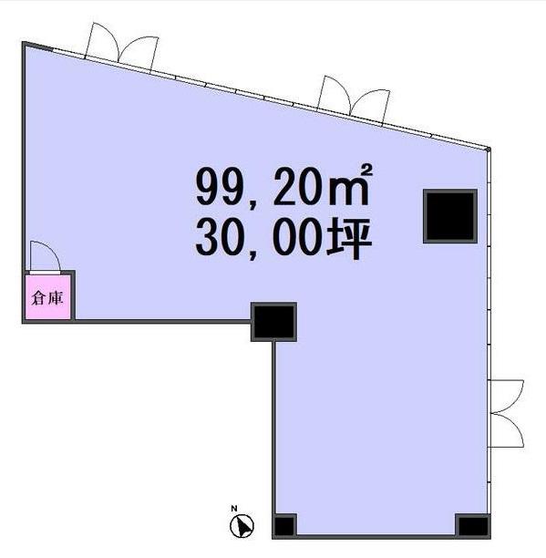 京急蒲田駅 徒歩2分 2022年3月竣工予定!駅至近!新築店舗物件 【飲食可】 画像0