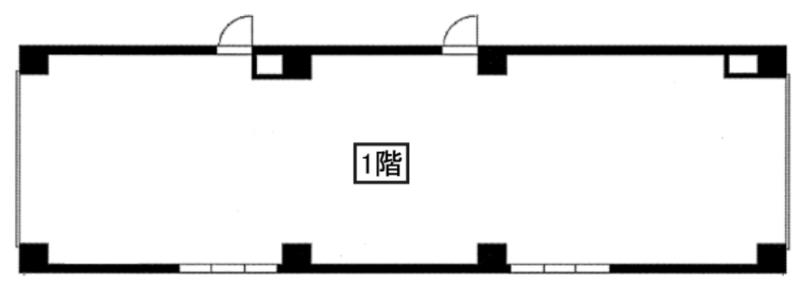 武蔵新田駅 徒歩1分 スケルトン物件 【軽飲食程度相談】 画像1