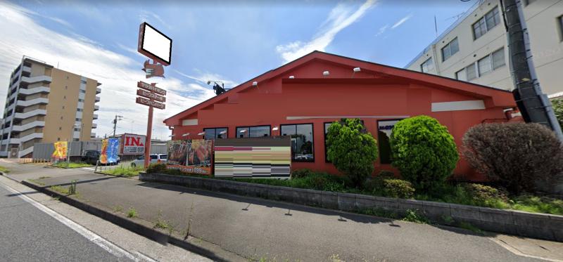 北本駅ロードサイド 1F  国道17号沿いの店舗物件【飲食可】 画像0