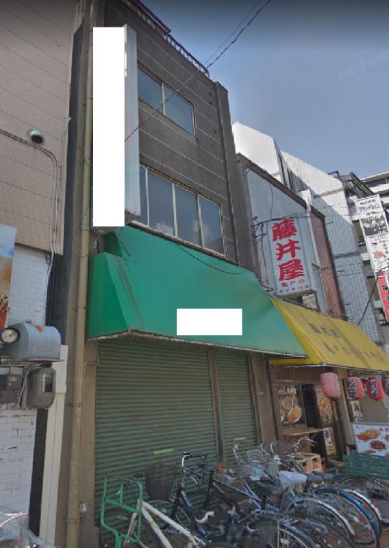 亀戸駅 徒歩4分 スケルトン物件 【物販・飲食】 画像0