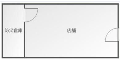 六郷土手駅 徒歩2分 スケルトン物件 【業種相談】 画像1