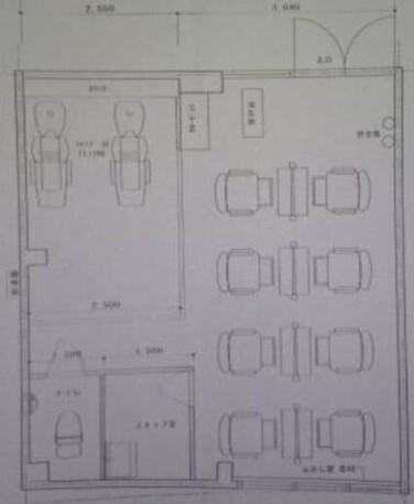 明治神宮前〈原宿〉駅 徒歩3分 現況:美容室・理容室 その他居抜き物件 【美容室】 画像1