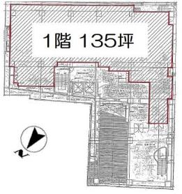 東銀座駅 徒歩4分 スケルトン物件 【業種相談】 画像1