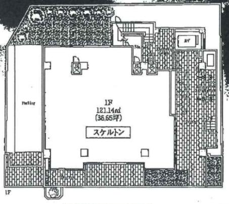 成城学園前駅 徒歩2分 スケルトン物件 【業種相談】 画像0