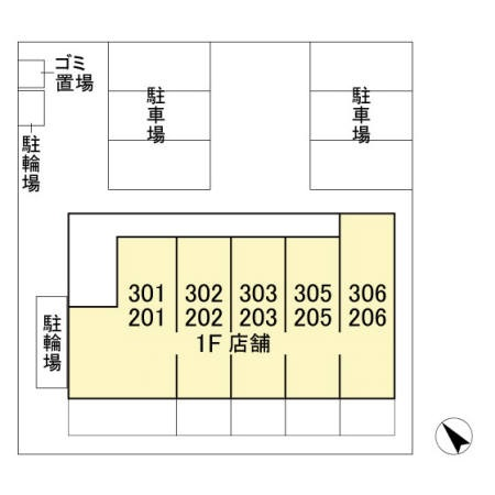 南行徳駅 徒歩7分 スケルトン物件 【飲食不可】 画像2