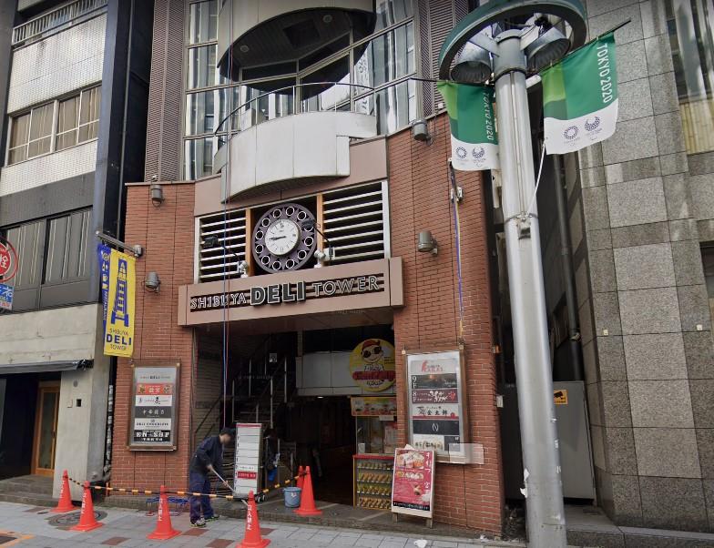 渋谷駅 徒歩6分 現況:飲食(その他) 飲食居抜き物件 【飲食可】 画像0
