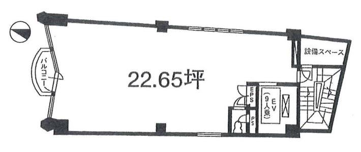 渋谷駅 徒歩6分 現況:飲食(その他) 飲食居抜き物件 【飲食可】 画像1