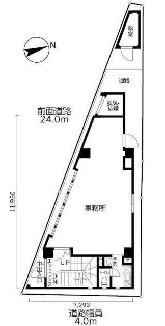 北池袋駅 徒歩1分 2021年10月竣工予定!駅至近!店舗物件 【軽飲食程度相談】 画像0
